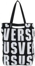 Versus - Borsa Tote - women - Polyester - OS - Nero
