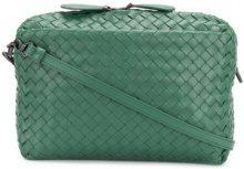 Bottega Veneta - Borsa messenger - women - Leather - One Size - Verde