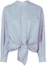 Jovonna - Camicia a righe - women - Cotone/Polyester - M - PINK & PURPLE