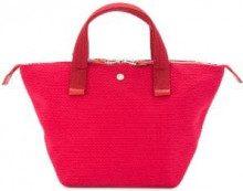 Cabas - Borsa 'Bowler Small' - women - Cotone - OS - RED