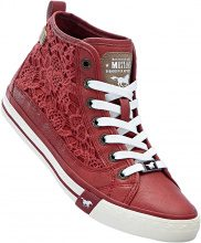 Sneaker alta Mustang (Rosso) - Mustang
