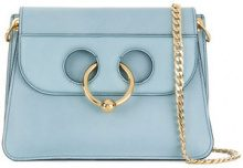 JW Anderson - Borsa a tracolla 'Pierce' - women - Leather - One Size - BLUE