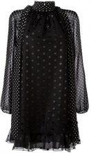 Giamba - Vestito ampio con pois - women - Polyester - 38, 40 - Nero