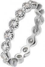 Virtue - Anello, argento sterling 925, Donna, 17