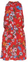 ONLY Printed Sleeveless Dress Women Red