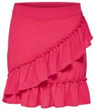 ONLY Frill Skirt Women Pink