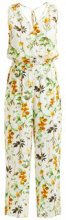 OBJECT COLLECTORS ITEM Floral Jumpsuit Women White