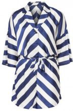 ONLY Kimono Playsuit Women Blue