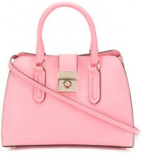 Furla - Borsa Tote 'Metropolis' - women - Leather/metal - OS - PINK & PURPLE