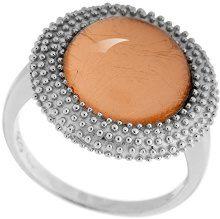 Orphelia dreambase-anello in argento 925 rodiato oro taglio rotondo taglia 52 (16,6) - ZR-6041/1/52