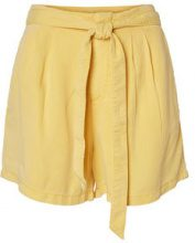 VERO MODA Hw Loose Fit Shorts Women Yellow
