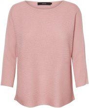 VERO MODA Casual 3/4 Sleeved Blouse Women Pink