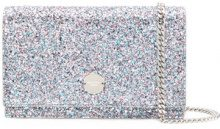 Jimmy Choo - Florence clutch bag - women - Sequin - OS - Metallizzato