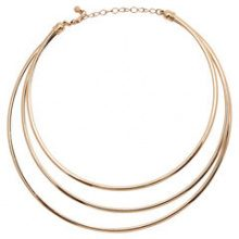 ONLY Choker Necklace Women Gold