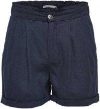 Shorts Only  SUMMER LINEN PLEAT SHORT