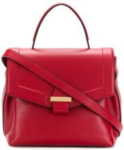 Visone - Borsa Tote 'Sofia' media - women - Leather - OS - RED