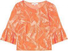 FIND 24790 Magliette Donna, Arancione (Orange), 44 (Taglia Produttore: Medium)