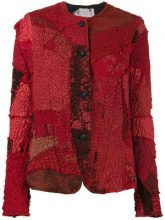 By Walid - Giacca 'Yoni 19th Century' - women - Silk/Cotton - S, M - RED