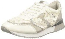 Primadonna 095486241MC, Sneaker a Collo Basso Donna, Bianco, 37 EU