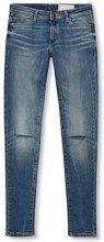 ESPRIT 017ee1b022, Jeans Donna, Blu (Blue Medium Wash), W29/L32 (Taglia Produttore: 29/32)