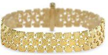 Carissima Gold Bracciali link Donna oro_giallo 9k_(375) - 1.29.7742