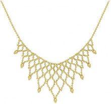 Carissima Gold Collana da Donna in Oro Giallo 9K (375), 43 cm