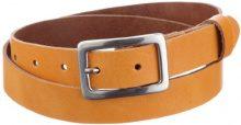 MGM - Cintura, donna 2,5 cm di larghezza Arancione (Orange) 80 cm