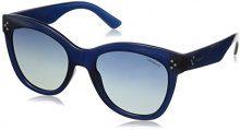 Polaroid Pld 4040/S Z7 Lk9, Occhiali da Sole Donna, Blue/Blue Polar, 54