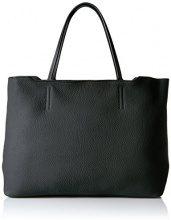 Ecco Jilin Shopper - Borse a spalla Donna, Schwarz (Black), 18x29x42 cm (B x H T)