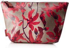 Oilily Jolly Cosmeticpouch Lhz 1 - Pochette da giorno Donna, Rot (Dark Red), 9x23x38.5 cm (B x H T)