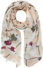 PIECES 17078819, Sciarpa Donna, Multicolore (Cameo Rose), Taglia Unica