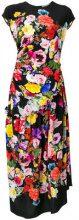 Preen By Thornton Bregazzi - Vestito da giorno 'Lavender' - women - Silk - S - Multicolore