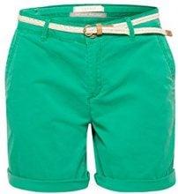 ESPRIT 038ee1c002, Pantaloncini Donna, Verde (Dark Khaki 355), 42 (Taglia Produttore: 36)