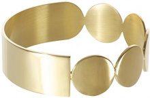 Uncommon Matters Bangle Donna placcato_oro - #1 GOLD
