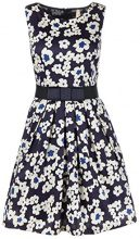 Marc Cain Additions GA 21.13 W41, Vestito Donna, Blau (Midnight Blue 395), 42