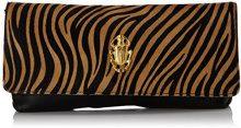 Sous les Pavés Spleen, pochette donna, color Multicolore (Zebrine/Copa Noir/Insecte Or), talla One Size