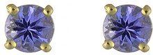Bijoux pour tous - Orecchini, Oro giallo 9 carati (375), Donna