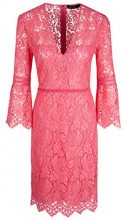Marc Cain Collections JC 21.79 W99, Vestito Donna, Rosa (Neon Pink 290), 36
