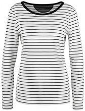 Marc Cain Collections GC 48.82 J28, T-Shirt Donna, Mehrfarbig (Black 900), 42 (Taglia Produttore: N2/36)