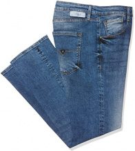 Guess SLIM STRAIGHT VERMONT - Pantaloni Uomo, Blu (Way Ward), Taglia Produttore: 34