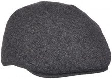 Hackett Melton Balmoral Cap, Cappellopello Uomo, Grigio (Grey), Large