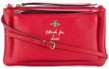 Gucci - Borsa 'Blind For Love' - women - Calf Leather - OS - Rosso