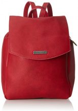 Tamaris Lorella Backpack - Borse a zainetto Donna, Rot (Red), 14x31x23 cm (B x H T)