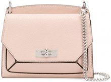 Bally - Suzy small shoulder bag - women - Leather - OS - PINK & PURPLE
