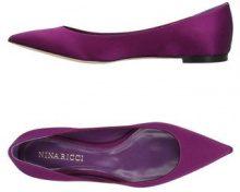 NINA RICCI  - CALZATURE - Ballerine - su YOOX.com