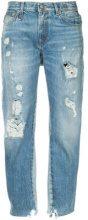 - R13 - Jeans 'Keaton' - women - Cotone - 26, 27 - Blu