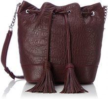 HUGO Talida-a 10202305 01 - Borse a spalla Donna, Rot (Dark Red), 20x33x26 cm (B x H T)