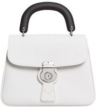 Burberry - Borsa 'DK88 Medium' - women - Calf Leather/Polyester/Polyurethane - OS - WHITE