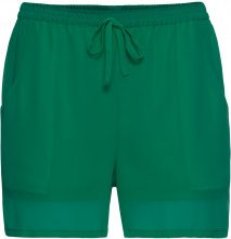 Pantaloncino in chiffon (Verde) - BODYFLIRT