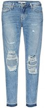 FIND 50183 jeans donna, Blu (Natural X Wash), W30/L32 (Taglia Produttore: Medium)